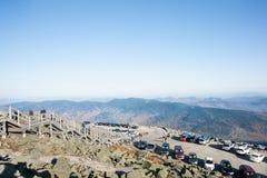 Mount Washington. Royalty Free Stock Photo