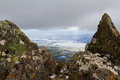 Mount Wellington Royalty Free Stock Images