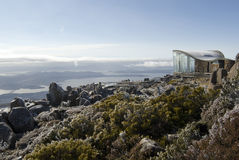 Mount Wellington Observatory Royalty Free Stock Photo