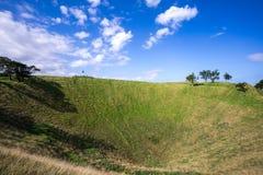 Mount wellington Royalty Free Stock Image