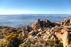 Mount Wellington, Tasmania Royalty Free Stock Photos