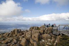 Mount Wellington - Tasmania Royalty Free Stock Photography