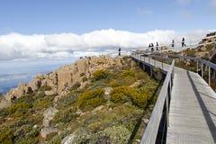 Mount Wellington - Tasmania Stock Photo