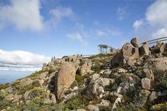 Mount Wellington - Tasmania Stock Photography
