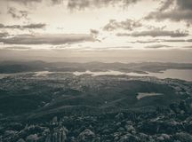 Mount Wellington, Tasmania. Royalty Free Stock Photography