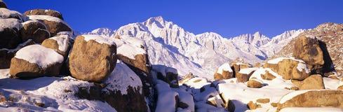 Mount Whitney Стоковые Изображения RF