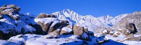 Mount Whitney stock foto