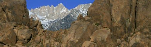 Mount Whitney, Fotografering för Bildbyråer
