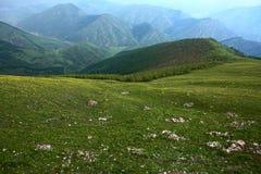 Mount wutaishan Stock Images
