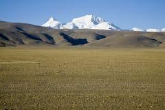 Mount Xixiabangma Royalty Free Stock Image