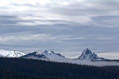 Mount Yoran Oregon Cascade Rang royalty free stock image