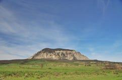 Free Mount Zheleznaya And Green Fields Royalty Free Stock Images - 53767439