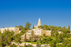Mount Zion Stock Image