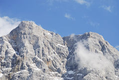 Mount Zugspitze Stock Photos