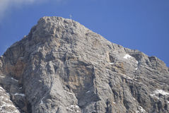 Mount Zugspitze Stock Photos
