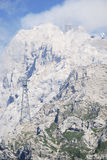 Mount Zugspitze Royalty Free Stock Image