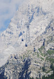 Mount Zugspitze Royalty Free Stock Photo