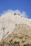 Mount Zugspitze Royalty Free Stock Photos