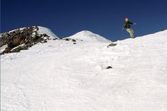 Mountain 024 Royalty Free Stock Photo