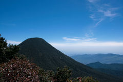 Mountain. This is a picture of a mountings Stock Photo