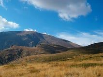 Mountain. View from Stara Planina Bulgaria Stock Photos