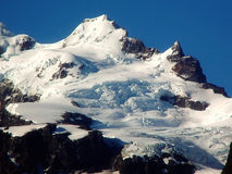 Mountain. Andes Cordillera, Chile Royalty Free Stock Image