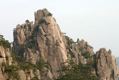 Mountain. The beautiful mountain in china Royalty Free Stock Photos