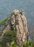 Mountain. The beautiful mountain in china Stock Image
