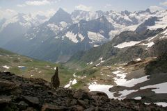 Mountain Royalty Free Stock Photo
