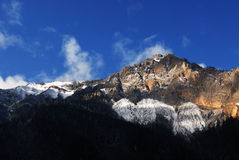 The mountain Stock Photography
