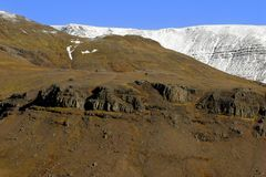 Mountain. Icelandic mountain Stock Image