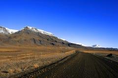 Mountain. Icelandic mountain Royalty Free Stock Photos