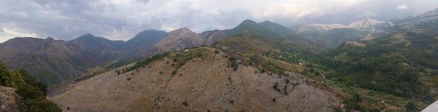 Mountain of Aieta Calabria Italy. Mountain of Aieta Calabria Holiday stock photo