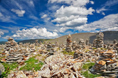 Mountain Altai. Royalty Free Stock Photos