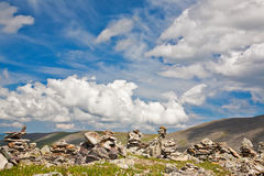 Mountain Altai. Stock Photography