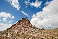 Mountain Altai. Royalty Free Stock Image