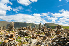 Mountain Altai Stock Image
