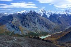 Mountain Altai. Stock Photo