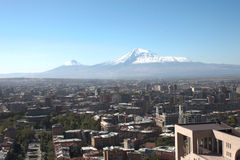 Mountain Ararat Royalty Free Stock Image
