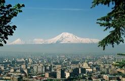 Mountain Ararat. Royalty Free Stock Photography