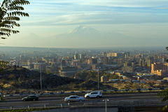 Mountain Ararat Stock Images