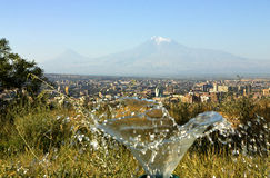 Mountain Ararat Royalty Free Stock Photo