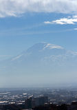 Mountain Ararat. Stock Photography