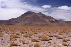 Mountain around San Pedro de Atacama, Chile Royalty Free Stock Image