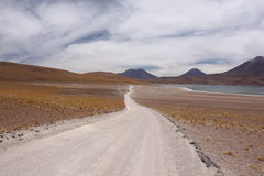 Mountain around San Pedro de Atacama, Chile Stock Photo