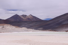 Mountain around San Pedro de Atacama, Chile Stock Photos