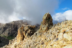 Mountain in Bariloche Royalty Free Stock Images