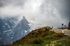 Mountain royalty free stock images