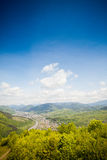 Mountain beautiful scenery royalty free stock photography