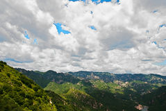 Mountain. In Beijing suburbs, China Stock Photography